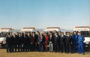 historia de ambulancias civera