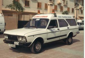 ambulancia antigua ambulancias civera