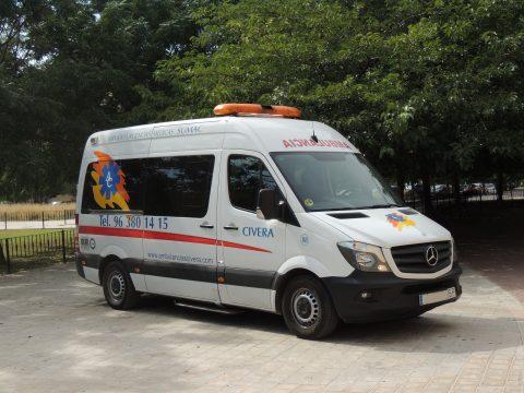 Ambulancia Colectiva