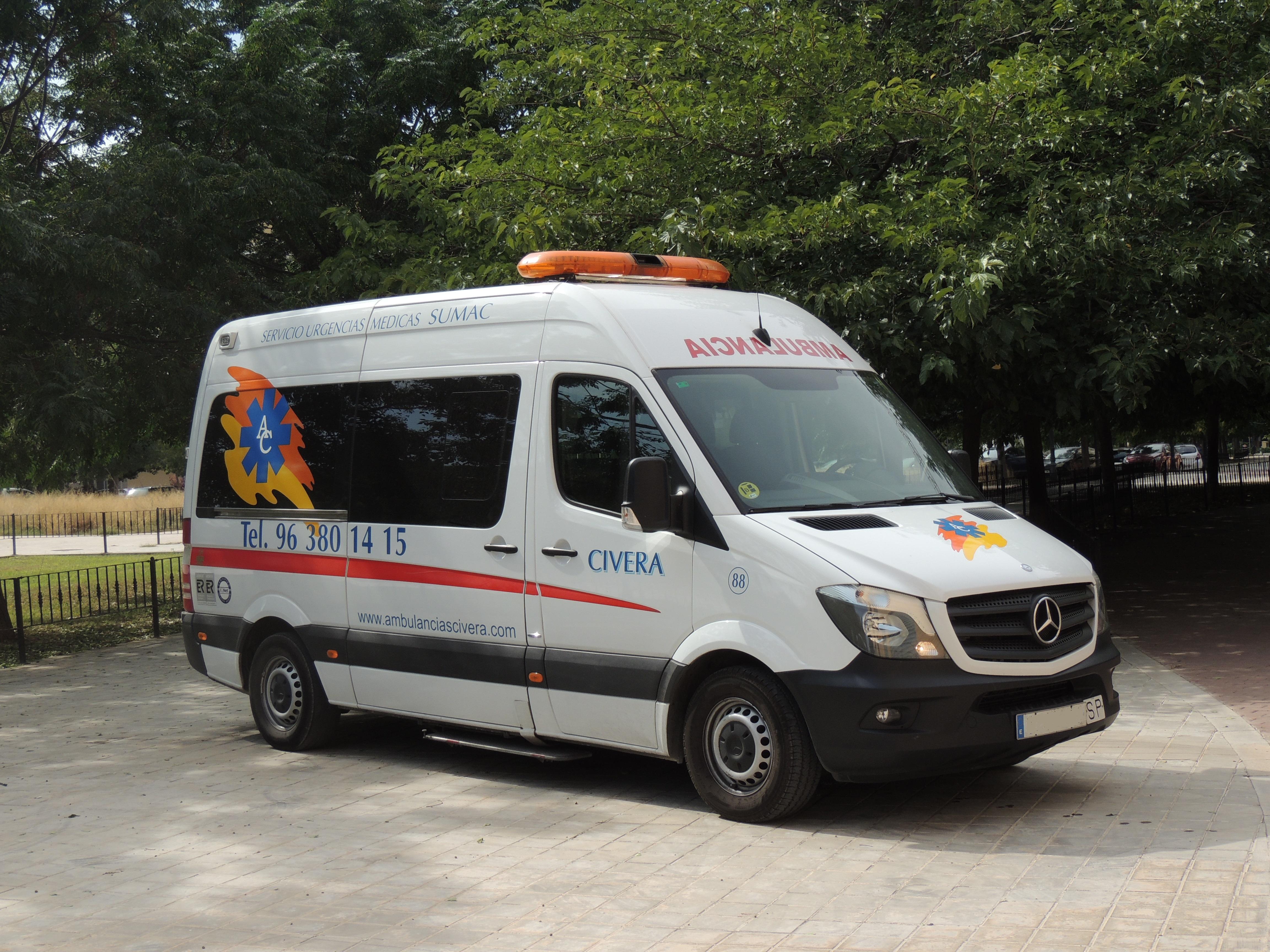 Ambulància Col·lectiva