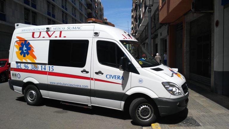Ambulància UVI Mòbil