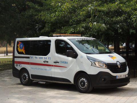 Ambulancia Individual