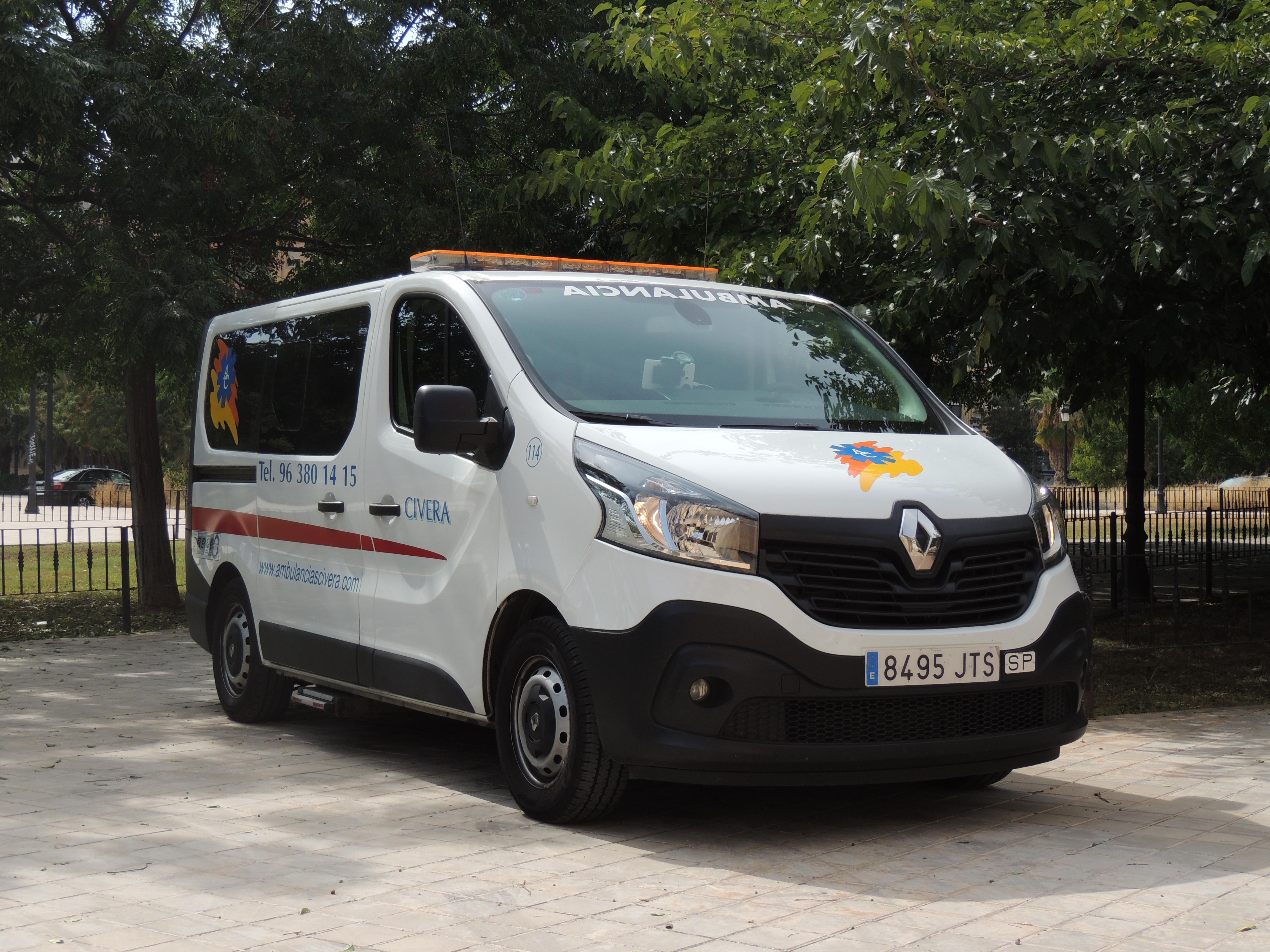 Ambulància Individual
